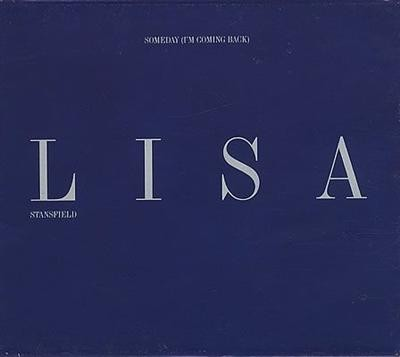 Lisa Stansfield Someday I'm Coming Back CDS