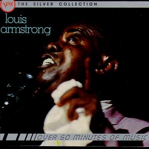 Louis Armstrong Silver Collection CD