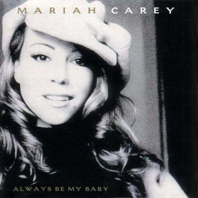Mariah Carey Always Be My Baby CDS