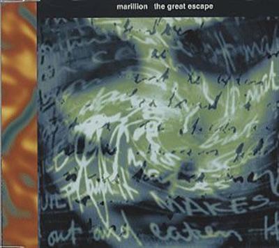 Marillion The Great Escape CDS