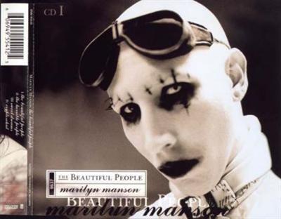 Marilyn Manson The Beautiful People CDS