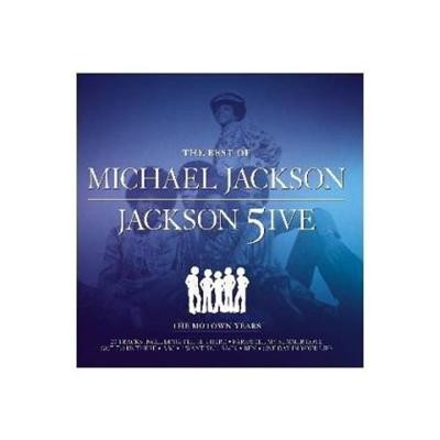 Michael Jackson The Best Of Michael Jackson & Jackson 5ive CD