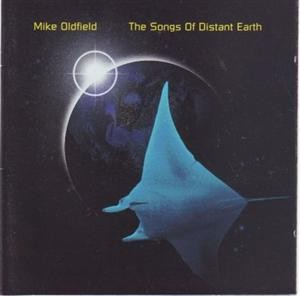 Mike Oldfield The Songs Of Distant Earth CD