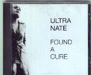 Ultra Nate Promo Cd Found A Cure Rare CD