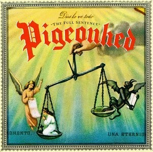 Pigeonhed The Full Sentence CD
