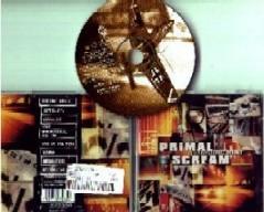 Primal Scream Vanishing Point CD