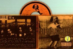 Biohazard State of the word address CD
