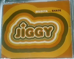 Selecta Feat Shade Jiggy German promo CD-S