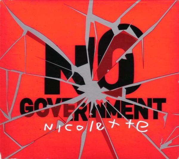 Nicolette No Government CD