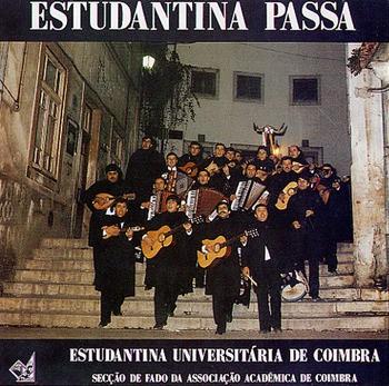 Estudantina Universitária de Coimbra Estudantina Passa LP
