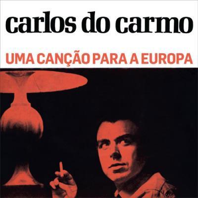 Carlos Do Carmo Uma Cancao Para A Europa LP