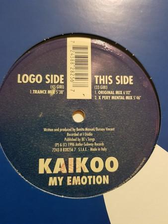 "Kaikoo My Emotion 12"""