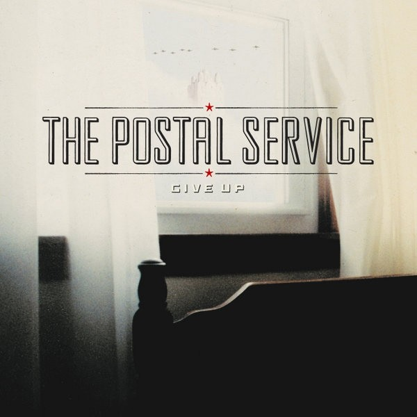The Postal Service Give Up CD