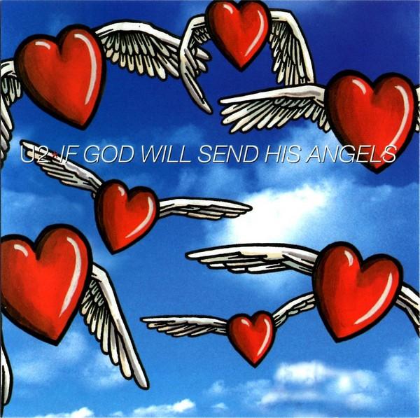 U2 If God Will Send His Angels CD