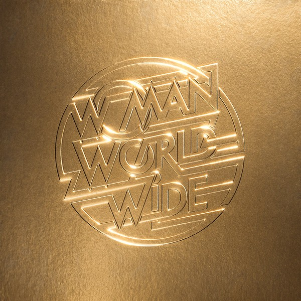Justice Woman Worldwide CD