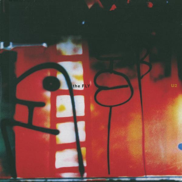 "U2 The Fly 12"""