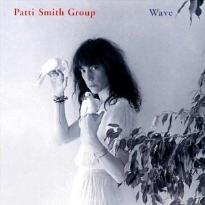 Patti Smith Group Wave LP