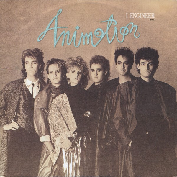 Animotion I Engineer (Remix) 12""