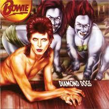 David Bowie Diamond Dogs LP