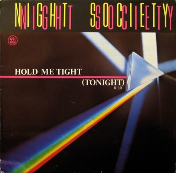 Night Society Hold Me Tight (Tonight) 12""