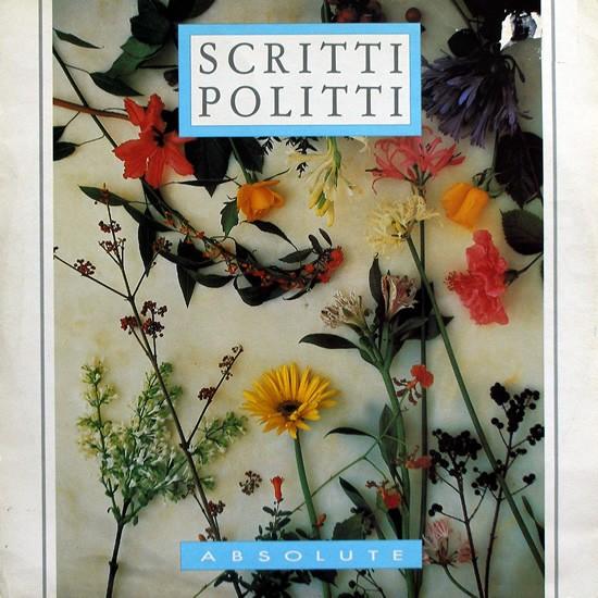 """Scritti Politti Absolute 12"""""""