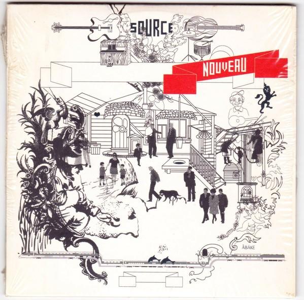 Various Nouveau CD