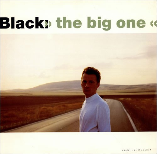 "Black The Big One 12"""