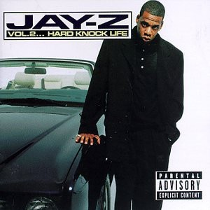 Jay-Z Vol. 2... Hard Knock Life CD