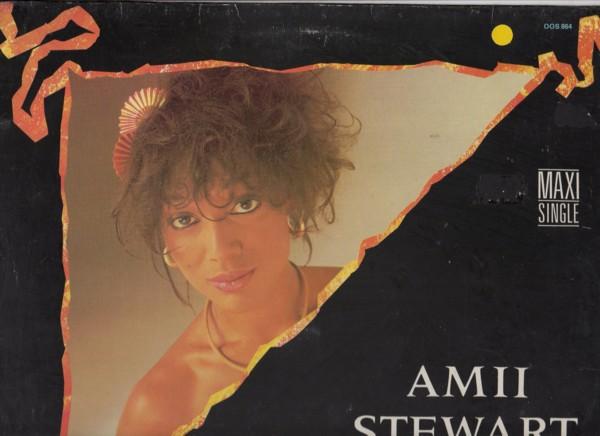 "Amii Stewart Jealousy 12"""