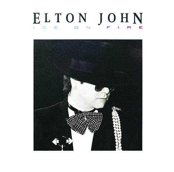 Elton John Ice On Fire LP