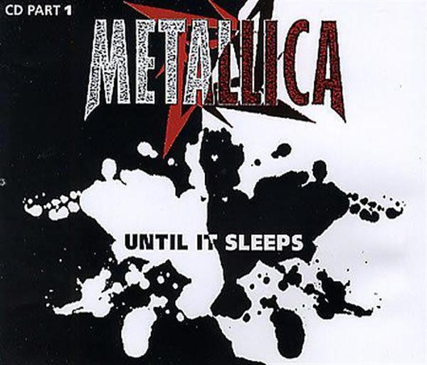 Metallica Until It Sleeps CD