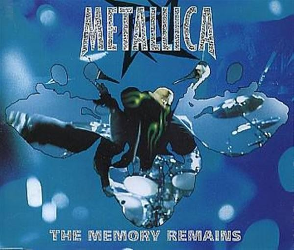 Metallica The Memory Remains CD