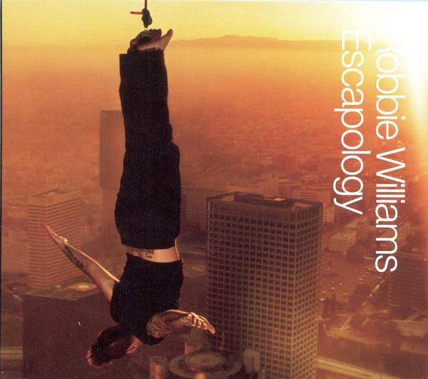 Robbie Williams Escapology CD+DVD