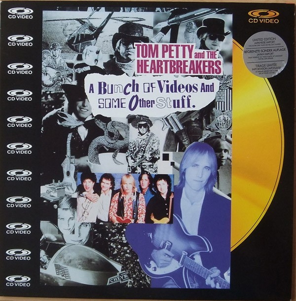 Tom Petty And The Heartbreakers A Bunch Of Videos And Some Other Stuff CD