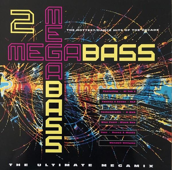 Megabass / The Mastermixers Megabass 2 LP