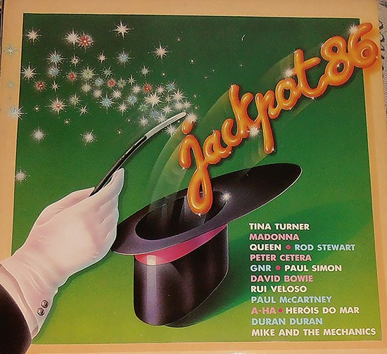 Various Jackpot 86 LP
