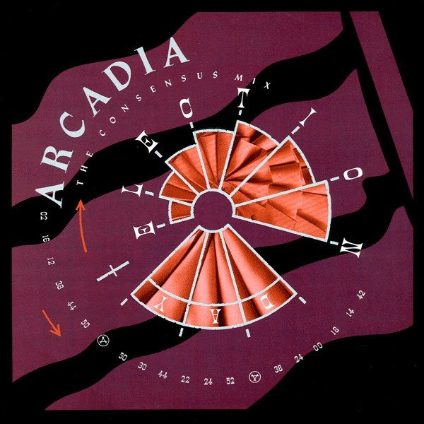"""Arcadia Election Day (The Consensus Mix) 12"""""""