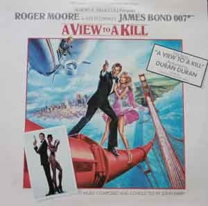 John Barry A View To A Kill (Original Motion Picture Soundtra