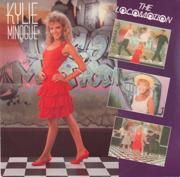"""Kylie Minogue The Loco-Motion 7"""""""