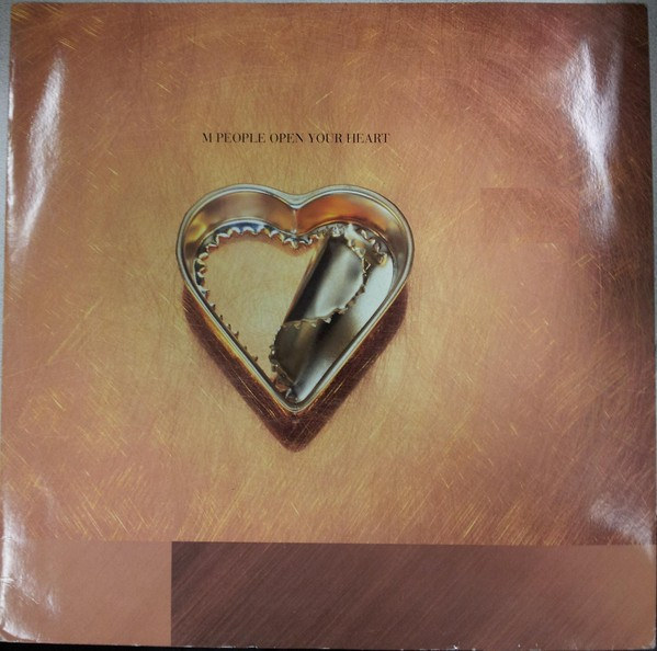 M People Open Your Heart 12""