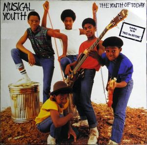 Musical Youth The Youth Of Today LP