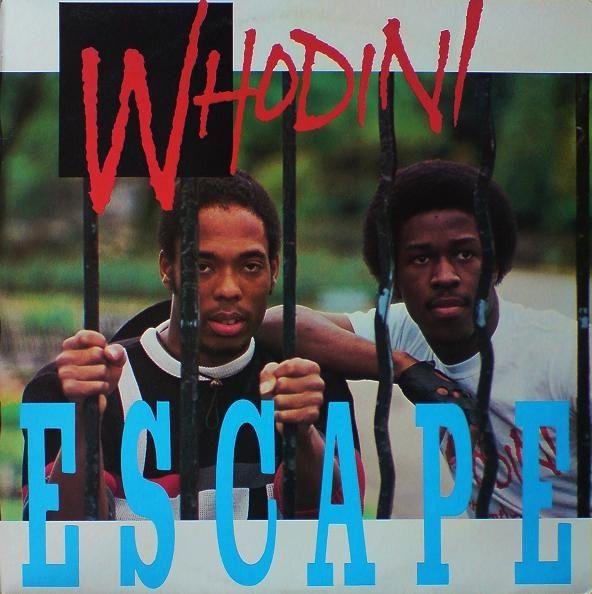 Whodini Escape LP