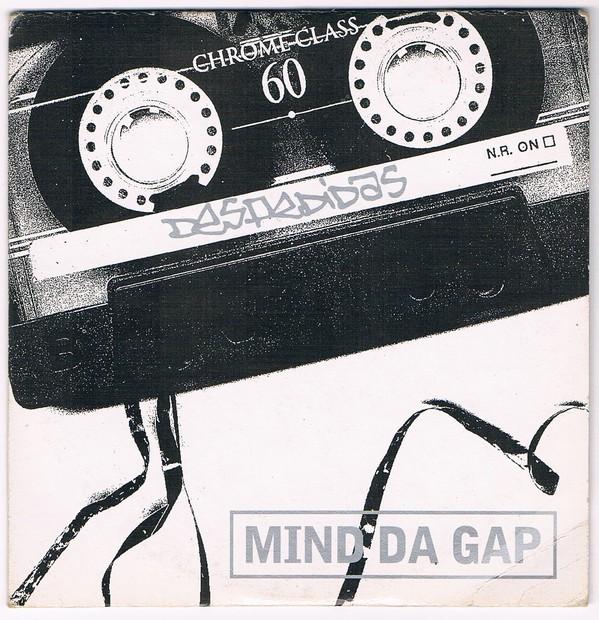 Mind Da Gap Despedidas CD
