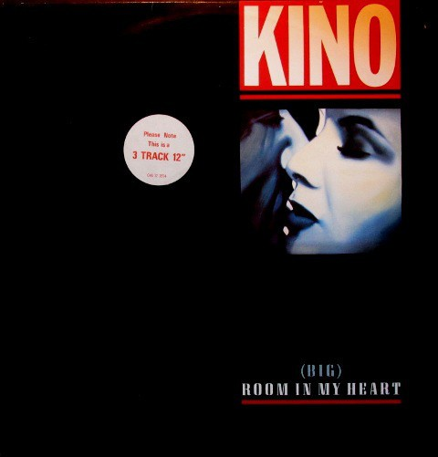 Kino (Big) Room In My Heart 12""