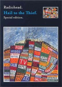 Radiohead Hail to the Thief Special Edition CD