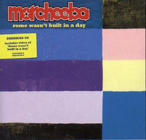 Morcheeba Rome Wasn't Built in a Day Pt.2 Enhanced cd