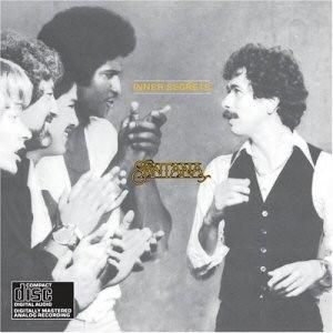 Santana Inner Secrets CD