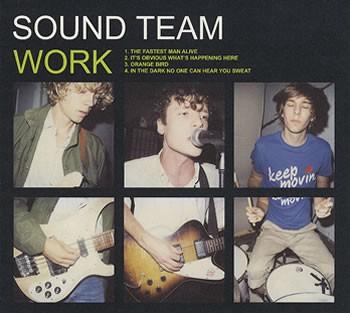 Sound Team Work PROMO CDS