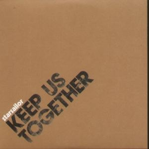 Starsailor Keep Us Together PROMO CDS