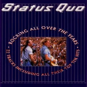 Status Quo Rocking All Over The Years CD